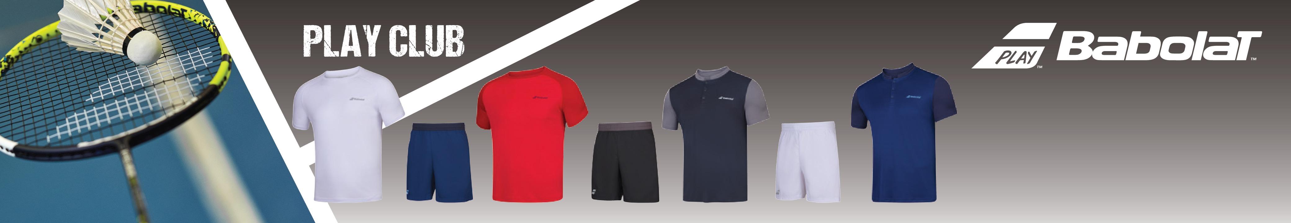 Babolat Club Clothing 2020-2022
