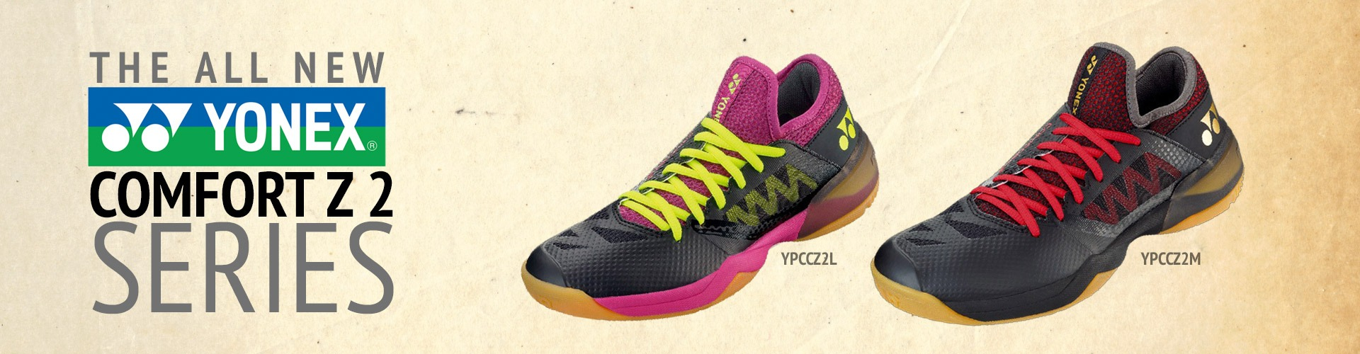 Yonex Comfort Z 2 Series