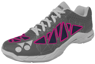 Ventilation in the Yonex Aerus 2